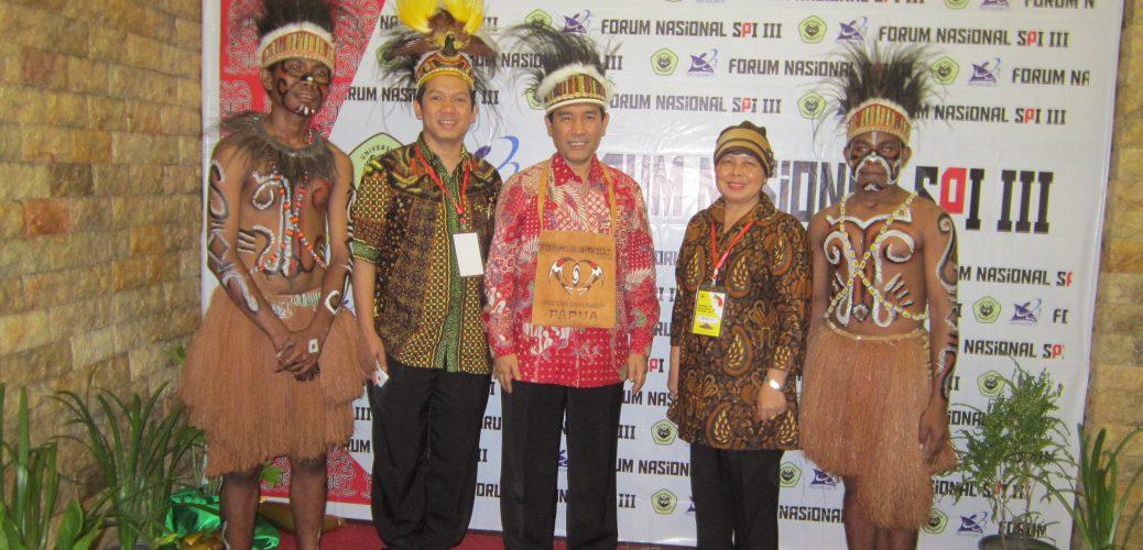Forum SPI PTN 2017 Jayapura