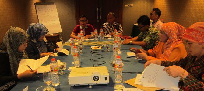 Rapat Koordinasi Dewas dengan SPI  2017