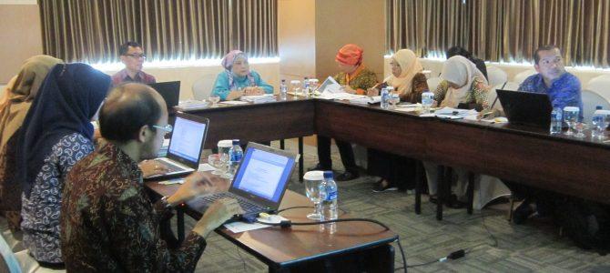 Evaluasi dan Perencanaan Program Kerja SPI – Dewas Triwulan I  T.A 2018 UNJ