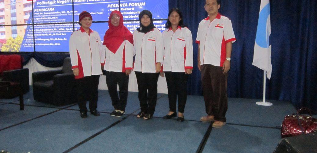 Forum SPI PTN IV 2018 Batam – Kepulauan Riau …